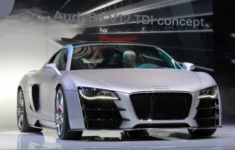 Audi R20 sẽ được trang bị động cơ mới vào năm 2016