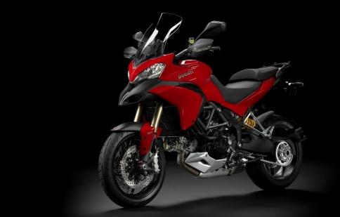 Ducati ra mắt Multistrada 1200 2013