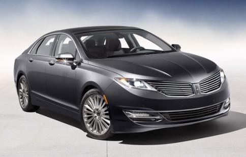 Lincoln tăng 18% doanh số trong năm 2012