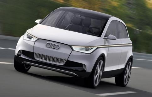 Audi hủy kế hoạch trình làng A2