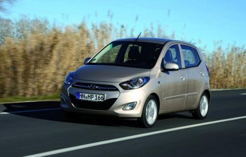 Hyundai i10 thế hệ mới ra mắt năm 2014