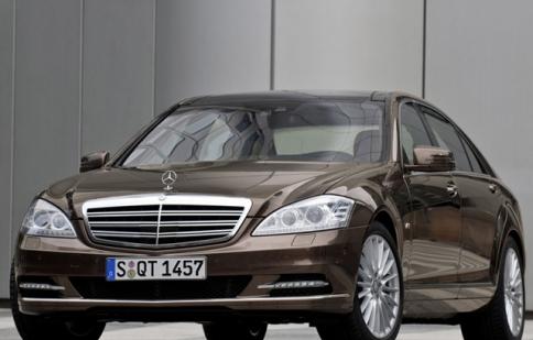Mercedes S-Class sẽ có bản mui trần