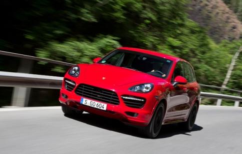 Porsche đạt doanh thu kỷ lục trong năm 2012