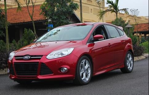 Ford Việt Nam xếp thứ 3 toàn ngành trong năm 2012