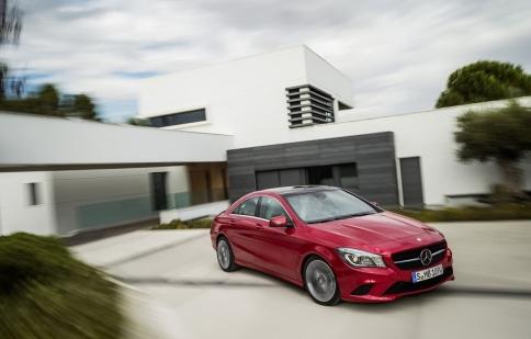 Mercedes CLA có giá từ 30.000 USD