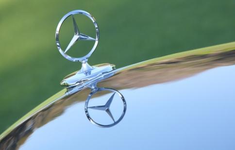 Mercedes đạt doanh số kỷ lục trong năm 2012