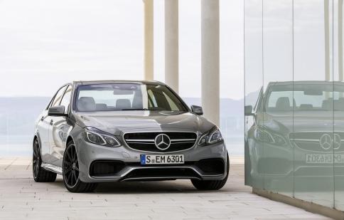 Mercedes giới thiệu E63 AMG 2014