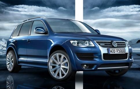 Volkswagen giới thiệu gói R-Line cho Touareg và Tiguan