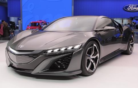 10 xe hot nhất tại Detroit Auto Show 2013