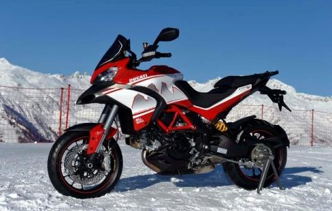 Ducati ra mắt Multistrada phiên bản đặc biệt