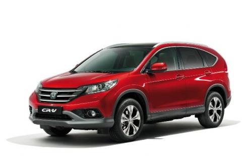 Honda rục rịch đưa CR-V về Việt Nam