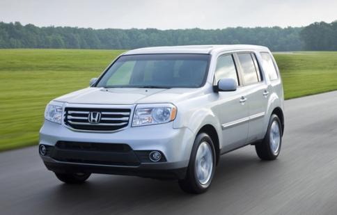 Honda thu hồi 748.000 chiếc Odyssey và Pilot