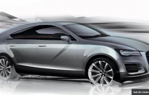 Audi Q6 lộ diện vào năm 2016