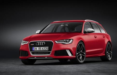 Audi RS 6 Avant Plus mạnh tới 600 mã lực