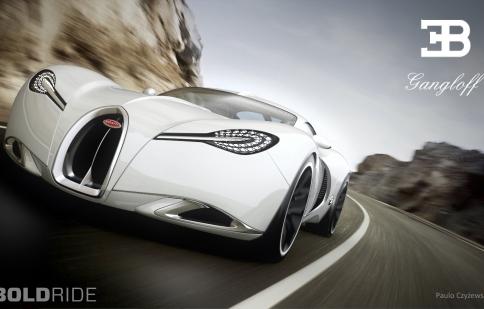 Bugatti Gangloff Concept lộ diện