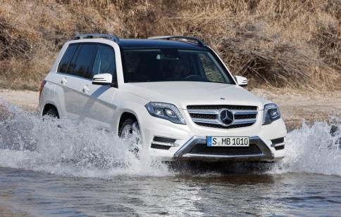 GLK Coupe – con bài mới của Mercedes