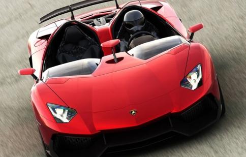Lamborghini Aventador sắp có phiên bản mới