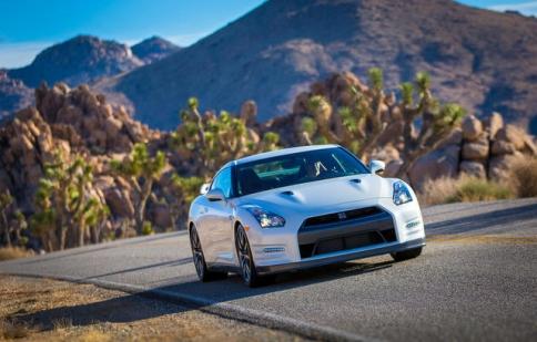 Nissan GT-R 2014 tăng giá tới 99.590 USD