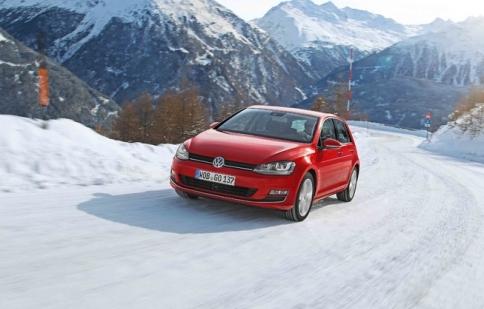 VW công bố phiên bản Golf 4Motion