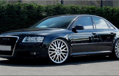 Audi A8 L TDI tiết kiệm nhiên liệu với giá hơn 79.000 USD