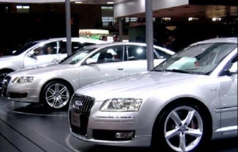Đăng ký ôtô mới năm 2012 ở Hà Nội giảm hai phần ba