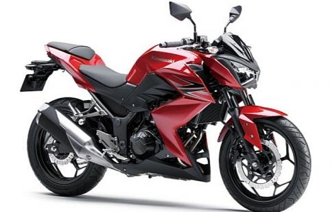 Kawasaki Z250 2013 – chiếc xe của châu Á
