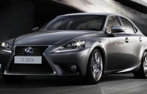 Lexus mang xe Hybrid tới Geneva 2013