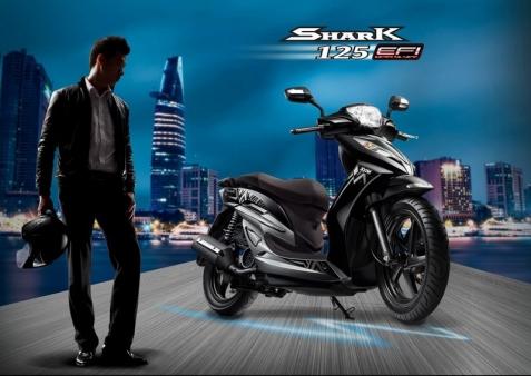 """Những mẫu xe máy """"trình làng"""" đầu năm 2013"""