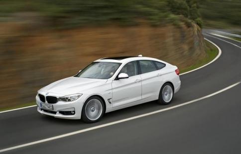 BMW 3 Series GT ra mắt tại Geneva Motor Show
