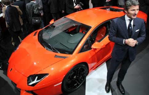 Chiếc Lamborghini nhanh nhất sắp xuất hiện