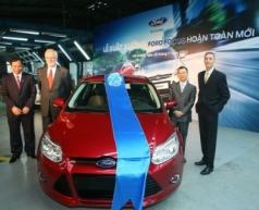 Ford Việt Nam khởi đầu năm 2013 đầy ấn tượng