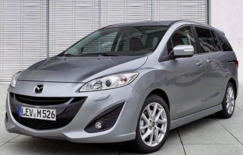 Mazda5 2013 – nâng cấp nhưng không nhiều