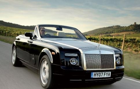 Rolls-Royce chính thức cạnh tranh Bugatti và Bentley