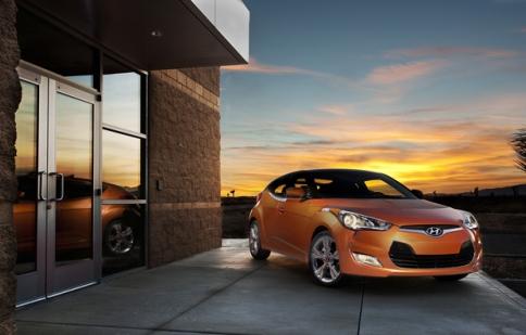 Hyundai Veloster 2012 lại bị thu hồi