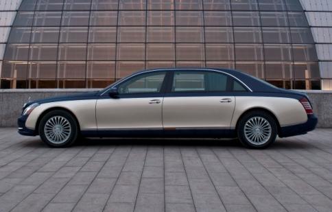 Top 10 xe sang cỡ lớn giá dưới 100.000 USD