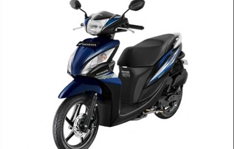 Honda Spacy mới có giá khoảng 28.5 triệu đồng