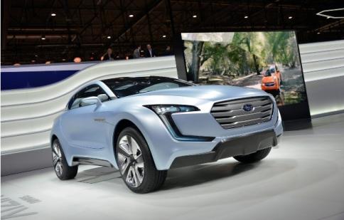 Viziv Concept – thiết kế tương lai của Subaru
