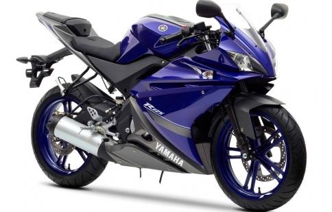 Yamaha sắp tung ra xe motor thể thao 250cc