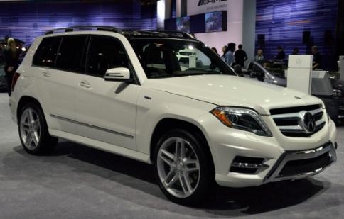 Mercedes GLK sẽ không có phiên bản AMG