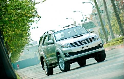 Toyota Việt Nam nâng cấp Innova và Fortuner