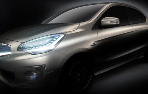 Xem trước Mitsubishi G4 Concept