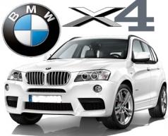 BMW X4 trình làng vào năm 2014