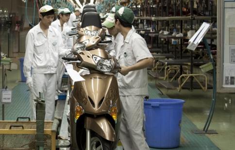 Đến 2020, khó mua và đăng ký xe máy mới?