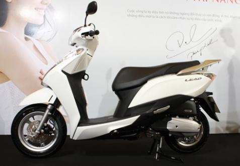 Honda Lead 125 Việt Nam mới xuất khẩu sang Nhật với giá 37.5 triệu