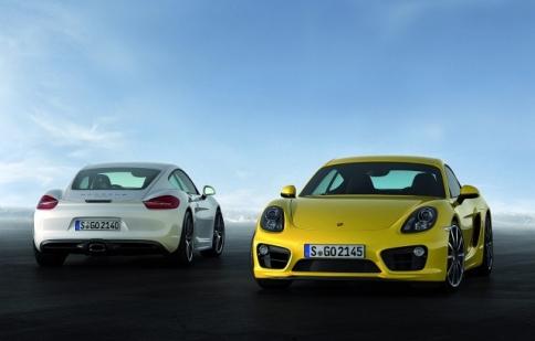 Porsche bội thu trong năm 2012