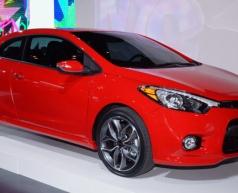 Kia Forte Koup – đối thủ mới của Honda Civic Coupe