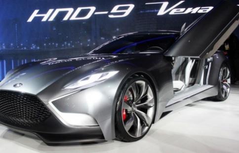 Lộ diện Hyundai Genesis Coupe thế hệ mới