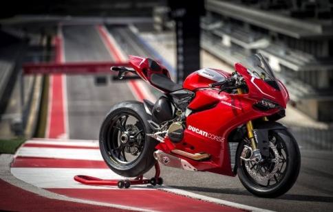 Siêu motor Ducati 1199 Panigale R 2013 lộ diện