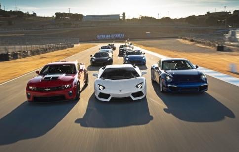 Top 10 xe dân dụng nhanh nhất thế giới