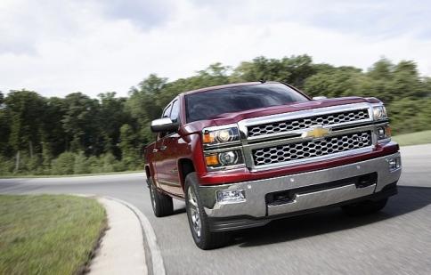 Chevrolet Silverado 2014 có giá từ 24.585 USD